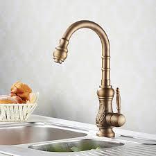 antique copper kitchen faucets antique brass kitchen faucet antique copper finish