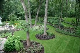 Backyard Simple Landscaping Ideas by Backyard Landscaping Plans Simple Landscaping Plans With Images