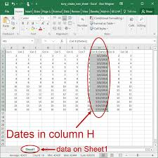 how to copy data based on dates to a new worksheet dan wagner co