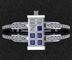 doctor who wedding ring tardis wedding ring tardis and tardis ring