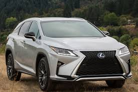 lexus rx model year changes 2016 lexus rx 450h ny daily