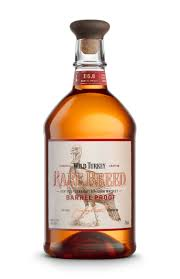 campari bottle wild turkey rare breed barrel proof bourbon gets new proof new