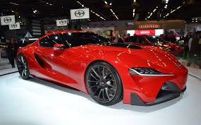 toyota new supra the next supra will be more expensive than a corvette the car guide