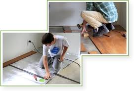installation bamboo flooring fitting underlay solid timber