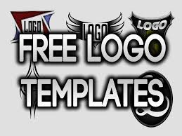 free logo templates for photoshop part 2 youtube