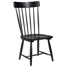 Magnolia Home by Magnolia Home By Joanna Gaines Farmhouse Spindle Back Side Chair
