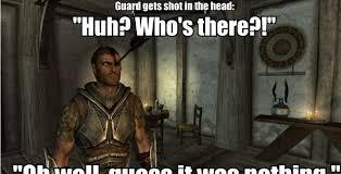Funny Skyrim Memes - 10 funny skyrim memes that will make every gamer laugh triggergamer