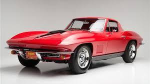 corvettes and more 3 8 million corvette boosts car market