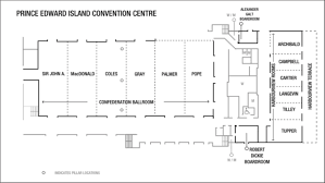 ballroom floor plan pei convention centre floor plan meetings and conventions pei