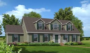 Nantucket Style Homes by Cameron Iii Cape Style Modular Homes