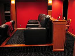 cedar mill home theater dedicated ht game room basement build avs forum home theater