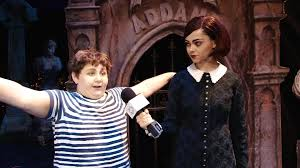 with family cast wednesday and pugsley