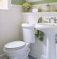 Bathroom With Wainscoting Ideas Design Trend Decorating With Blue Small Space Design