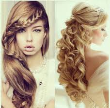 Easy And Elegant Hairstyles For Long Hair by Cute Long Hairstyles For Prom Fade Haircut