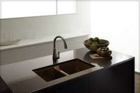kohler bronze kitchen faucets how to cleaning rubbed bronze kitchen faucet florist home