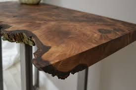 live edge walnut coffee table live edge tables by frances bradley homify