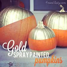 gold halloween pumpkins and a printable halloween pinterest