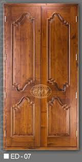 Solid Exterior Doors Exterior Solid Wood Doors Wooden Cherry Oak Maple Walnut Mahogany