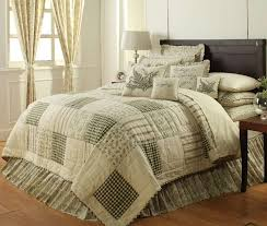 Bedding Quilts Sets Country And Primitive Bedding Quilts Meadowsedge Bedding By