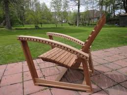 Adirondack Deck Chair Outdoor Wood Plans Download by Pdf Plans Adirondack Lawn Chair Plans Download Simple Outdoor