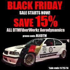 black friday car sales dtmfiberwerkz black friday sale save 15 996 997 fender flares