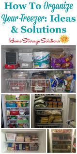 how to organize ideas how to organize your freezer real life ideas solutions