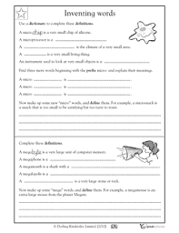 prefixes micro and mega worksheets u0026 activities greatschools