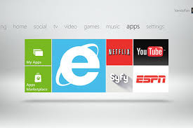 microsoft to bring full internet explorer browsing to xbox 360