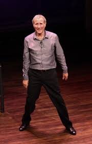 Jessica Pels Coverage Just Jim Dale Takes First Bows At Laura Pels Theatre