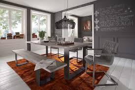 tavoli da sala pranzo tavolo da pranzo gold in legno massiccio mobile moderno sala