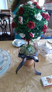 Topiary Balls With Flowers - 189 best alice in wonderland quinceañera images on pinterest