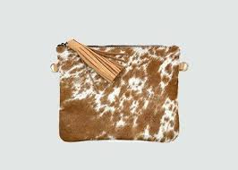 Hair On Cowhide Purse Cowhide Bags Clutches Wallets Purses U0026 Handbags Belle Couleur