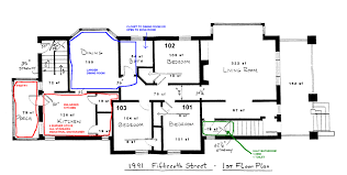 Kitchen With Island Floor Plans by Lovely Large Kitchen House Plans Part 4 Luxury Restaurant Open