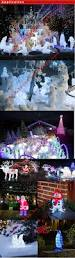 Outdoor Lighted Snowman Decorations by Lighted Outdoor Led Christmas Snowman Decoration With Moving Hat
