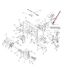 i have a 5hp yard machines snowblower model 31a 611d097 and