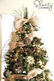burlap christmas burlap christmas tree garland burlap christmas tree skirt and