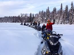 snow machine rental alaska snowmobiling tours explore frozen rivers and glaciers