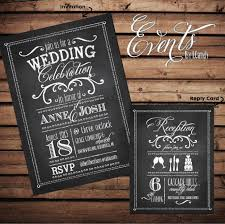 chalkboard wedding invitations chalkboard wedding invitations to inspire you how to make the