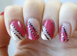 easy nail art glitter holy grail nails how to sophisticated glitter nail art