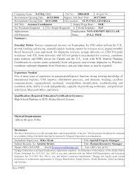 Supply Chain Coordinator Resume Sample Coordinator Sle Resume 28 Images Product Coordinator Resume