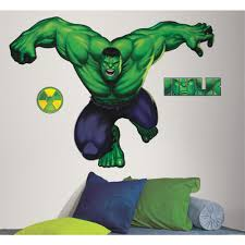 giant hulk mural wall decals stickers eonshoppee giant hulk mural wall decals stickers