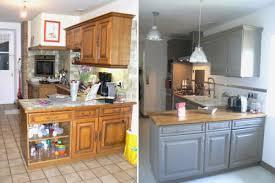 comment moderniser une cuisine en chene beautiful ment relooker sa