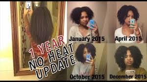 natural hair no heat challenge chi giveaway winner l no heat challenge length check music jinni