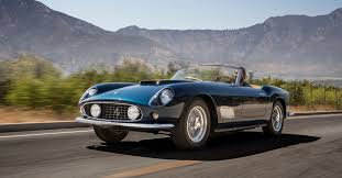 Ferrari California Convertible Gt - sold 1959 ferrari 250 gt lwb california spider girardo u0026 co