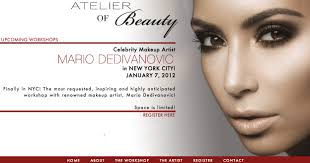 makeup courses in nyc makeup artist workshop mario dedivanovic