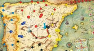 Iberia Route Map by Games News 16 05 16 Shut Up U0026 Sit Down