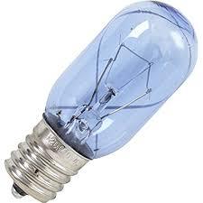 refrigerator light bulb size refrigerator light bulb amazon com