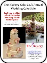 november 2011 wedding cake sale the makery cake company