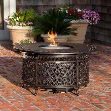 Patio Furniture With Fire Pit Costco - fire sense fire pits u0026 chat sets costco