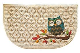 Trellis Kitchen Rug Mainstays Slice Kitchen Rug Owl Trellis 18 X 30